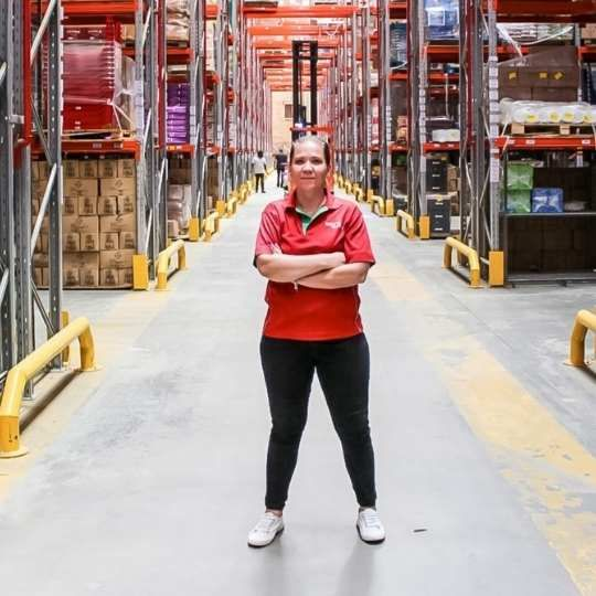 Desere: Warehouse Manager